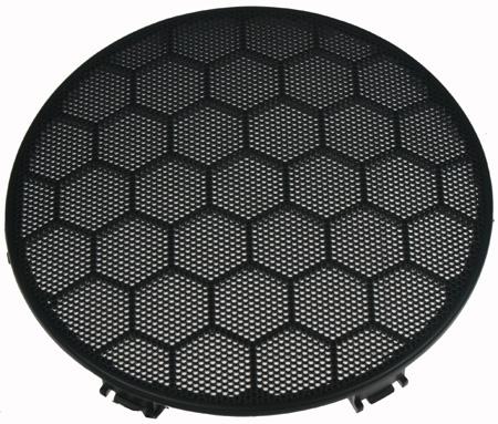 PLAST pro repro VW GOLF III, orig. mřížka černá - přední