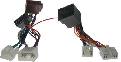 Kabeláž pro HF PARROT/OEM Toyota/Lexus/Daihatsu