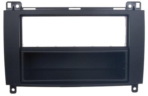 ISO redukce pro Mercedes Class A (W169) 2005-, Class B, 2 DIN, Sprinter 06-