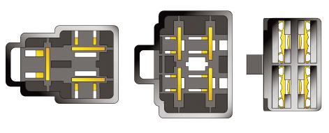 Konektor ISO Suzuki Swift 92>