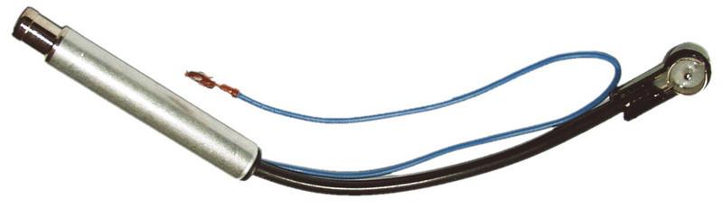 ISO-ISO adaptér anténa-napájení
