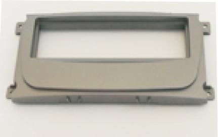 ISO redukce pro Ford Mondeo, Focus, S-Max 07- stříbrný