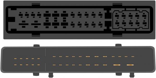 Kabeláž pro HF PARROT/OEM Audi A4,A5 (08-) s aktivním systémem Bang/Olufsen
