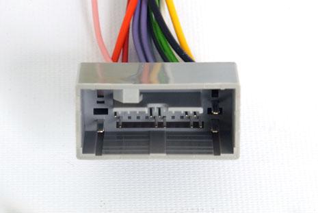 Konektor ISO Honda 2008-