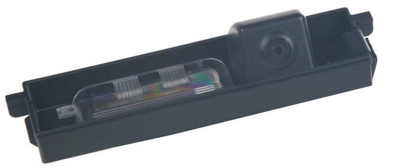 Kamera CCD, formát PAL do vozu Toyota Rav 4 2009-2012
