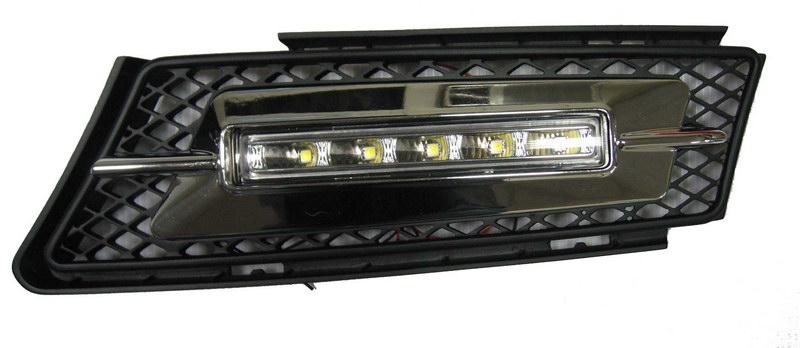 LED světla pro denní svícení BMW E90 3 series 05-08, ECE