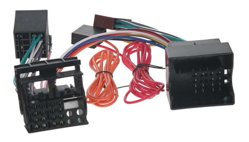 Kabeláž pro HF PARROT/OEM VW MOST konektor 2011-11/2012