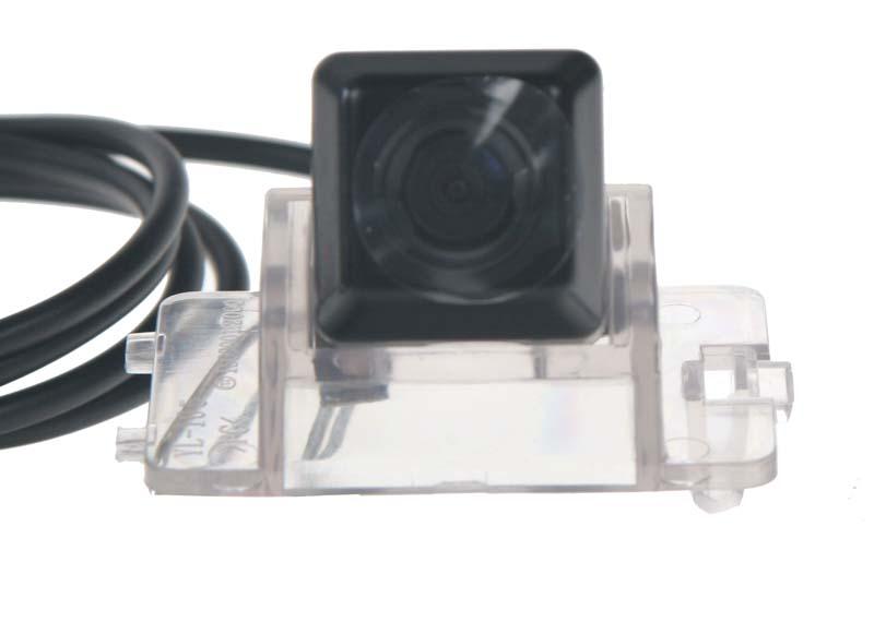 Kamera SOC, formát PAL do vozu Mercedes GLK 300
