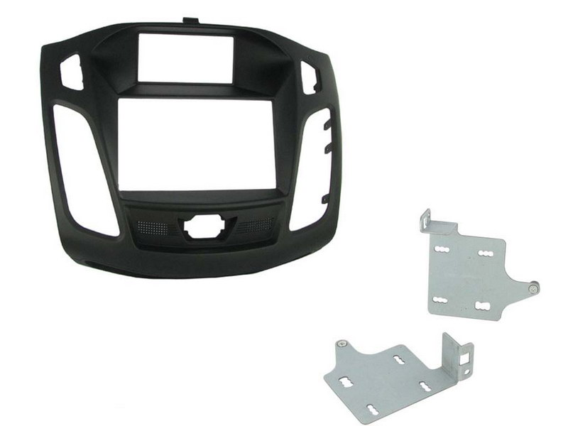 "2ISO redukce pro Ford Focus III 2011-, C-Max 2011- s 3,5"" monitorem"