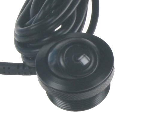 Přední PAL kamera vnější s přepínačem univerzální
