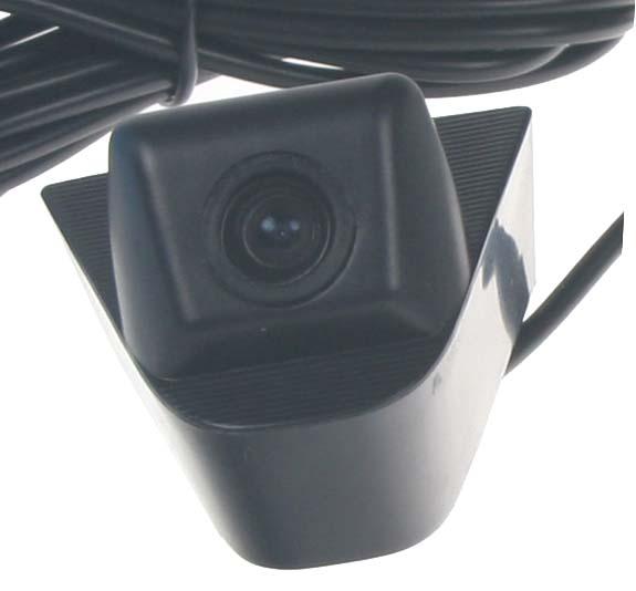 Přední PAL kamera vnější s přepínačem pro vozy Honda