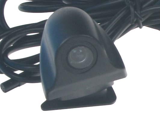 Přední PAL kamera vnější s přepínačem pro vozy Volkswagen