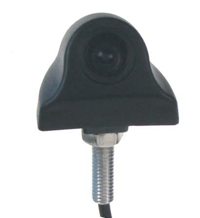 Přední PAL kamera vnější s přepínačem pro vozy Toyota Sedan