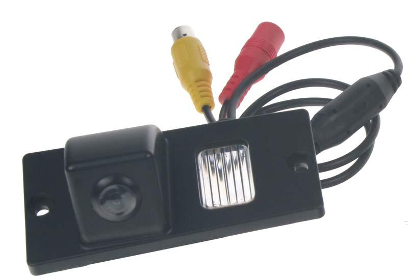Kamera CCD, formát PAL do vozu Kia Sportage
