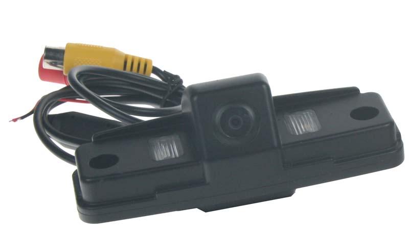 Kamera CCD, formát PAL do vozu Subaru Forester/Impreza/Legacy/Outback