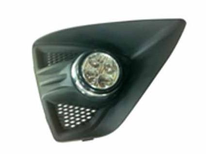LED světla pro denní svícení Ford Focus Hatchback 2009-, ECE