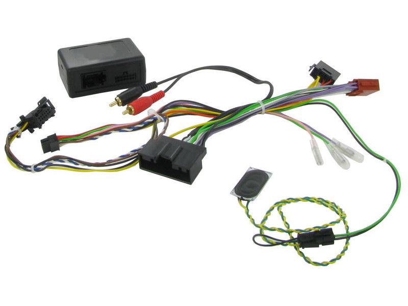 Adaptér z volantu pro Ford C-Max, Focus 2011- s jednoduchým malým displejem