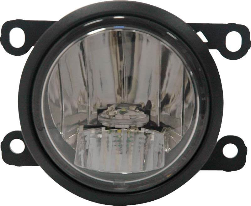LED mlhová světla/denní svícení, kulatá světla 90mm, ECE