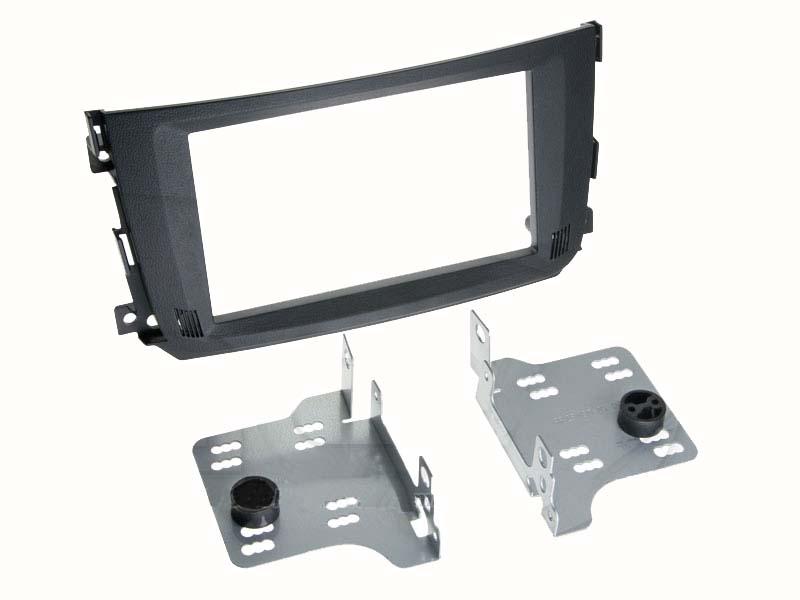 2DIN redukce pro Smart Fortwo Facelift 09/2010- s OEM navigací