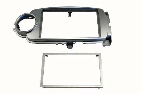 2DIN redukce pro Toyota Yaris 2011-