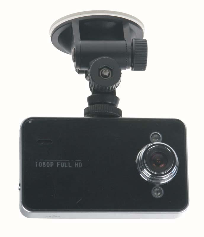 """FULL HD kamera + 2,7"""" LCD monitor pro záznam obrazu"""