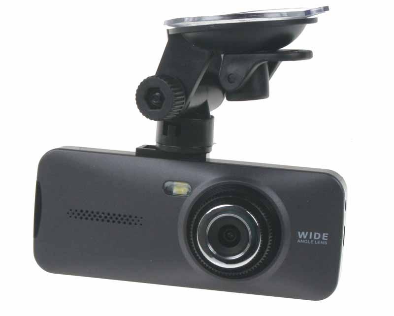 """2 kanálová FULL HD kamera + 2,7"""" LCD monitor pro záznam obrazu"""