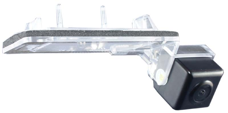 Kamera SOC, formát NTSC do vozu AUDI, Superb II Combi, Yeti 2012-, Octavia III