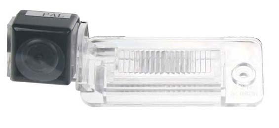 Kamera formát NTSC do vozu AUDI A6L/A4/A8/Q7