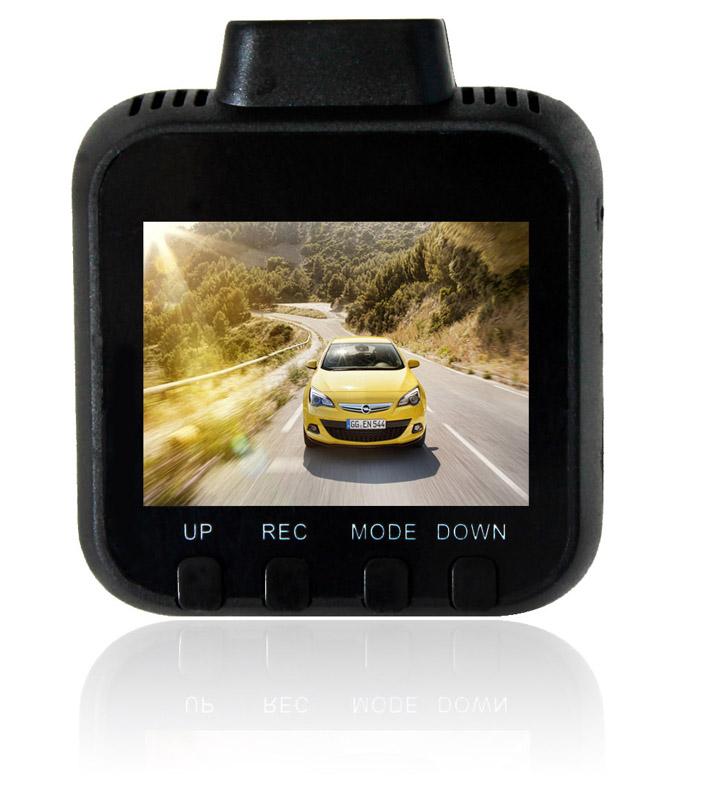 """FULL HD kamera + 1,5"""" LCD monitor pro záznam obrazu"""