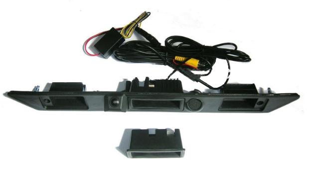 Kamera formát PAL do vozu AUDI A3, A4, A5, A6 2011- v klice dveří