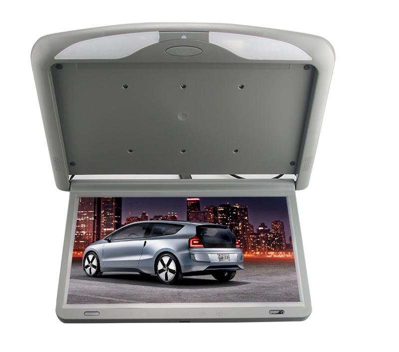 """Stropní LCD monitor 15,6"""" šedý NEW LED SLIM"""