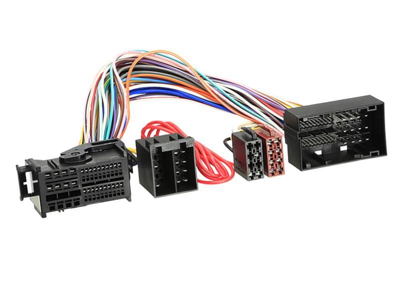 Kabeláž pro HF PARROT/OEM Citroen Jumper 5/2014-, Boxer 05/2014-, Fiat 500L 2012-, Jeep, Dodge 2014-