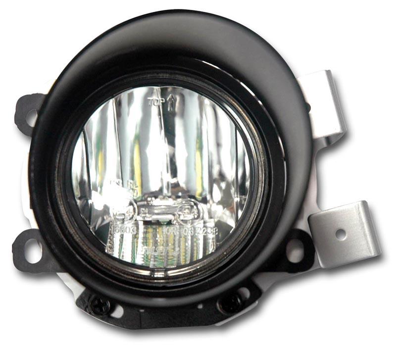 LED světla denní/poziční/mlhová VW Passat 2006-10, ECE