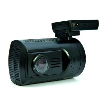 """Miniaturní FULL HD kamera, GPS + 1,5"""" LCD, LDW, FCWS, HDR, parking mód"""
