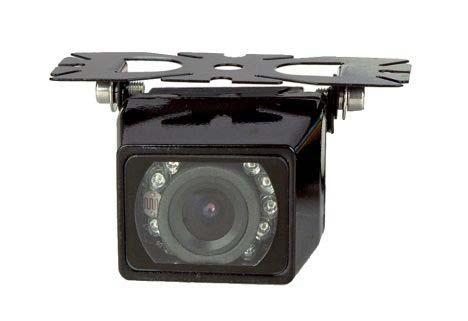 Kamera CCD vnější PAL s LED přisvícením
