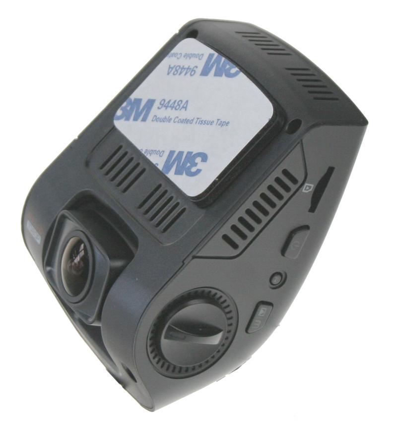 """Plochá FULL HD kamera s 2,4"""" LCD, české menu"""