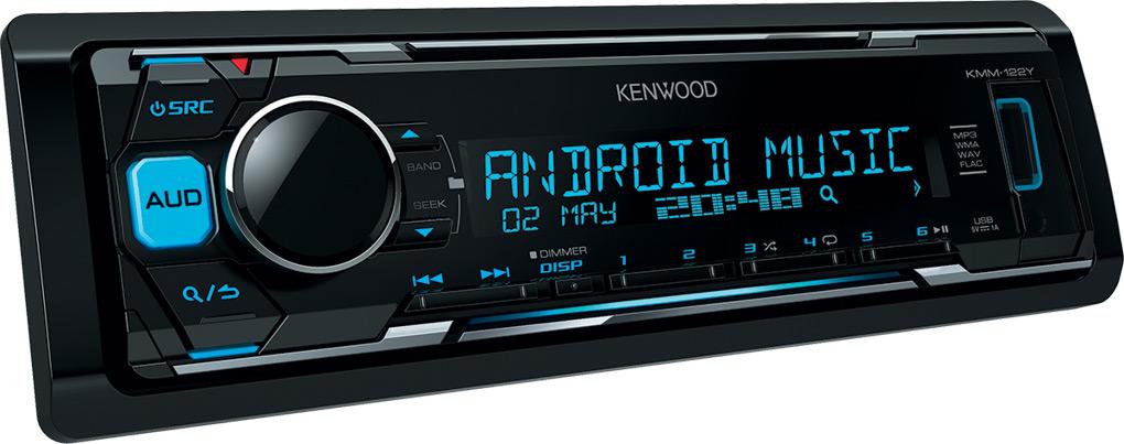 Kenwood KMM-122Y