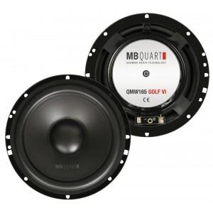 MB Quart QMW165 VW GOLF VI