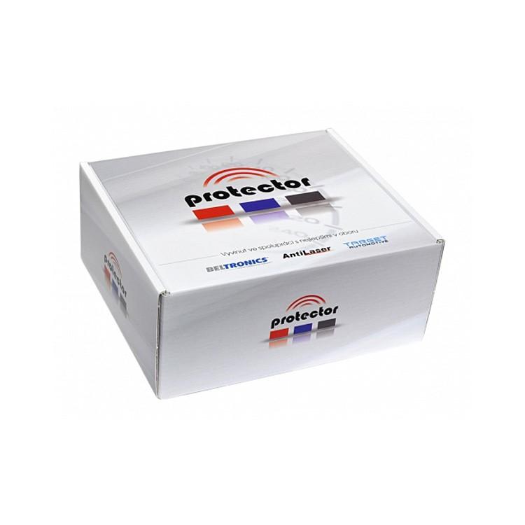 Zabezpečovací zařízení Beltronics 950cz se 4 snímači Protector 950CZ AL4
